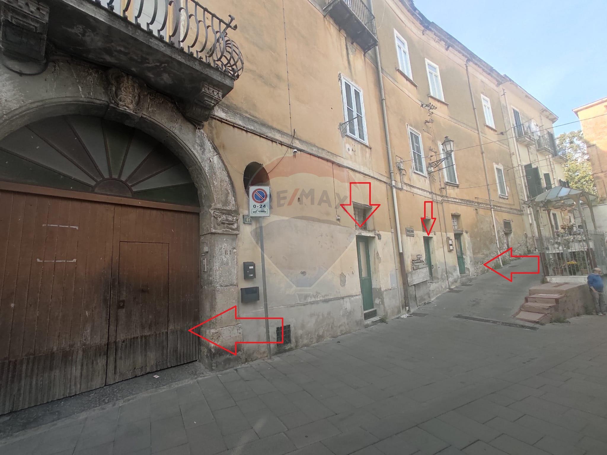 Appartamento in stabile storico