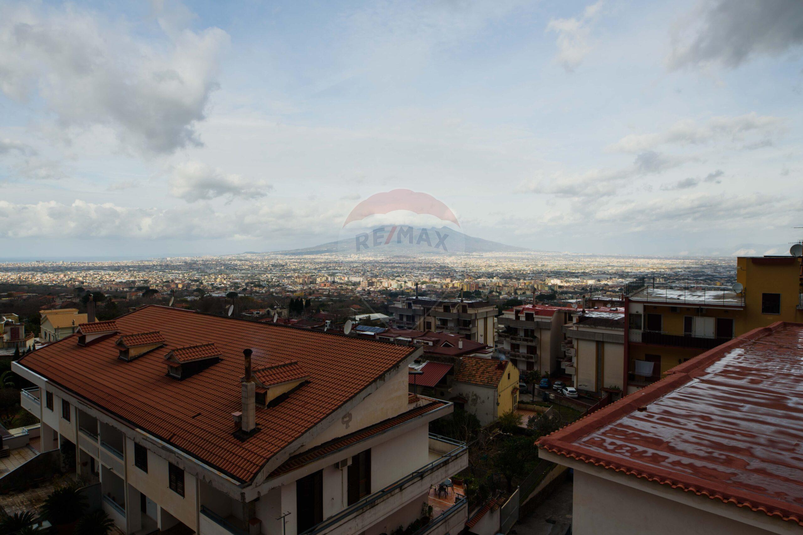 Appartamento con terrazzo vista Vesuvio